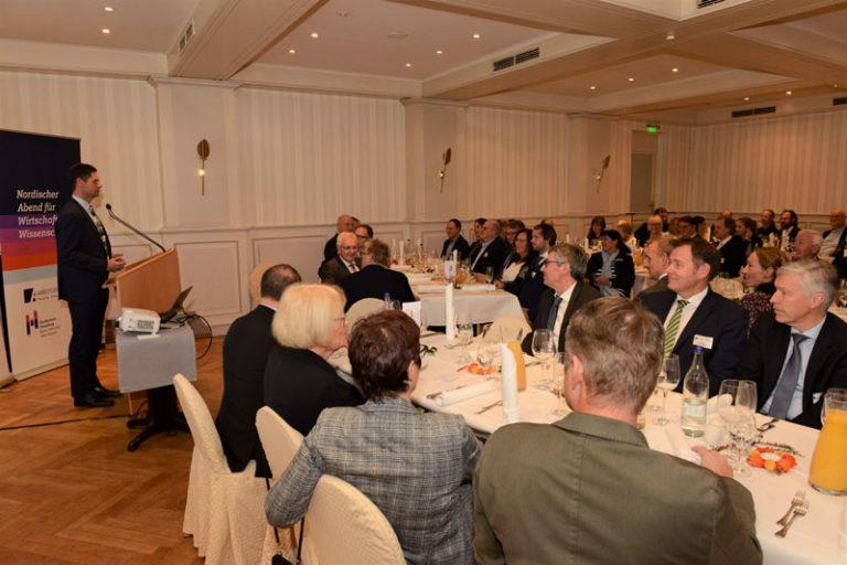 HS Flensburg: Nordischer Abend für Wissenschaft und Wirtschaft setzt auf Innovationskraft der Region