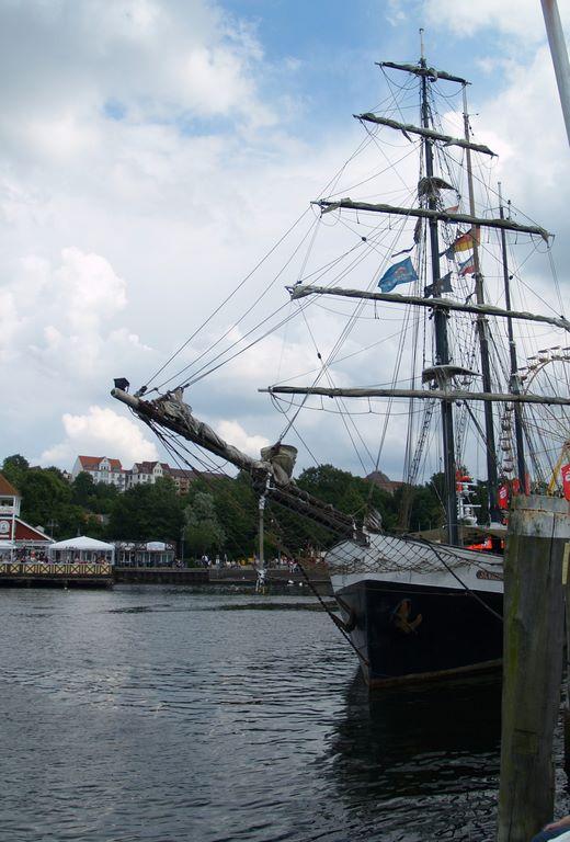 Bilder Flensburger Dampf Rundum 2011