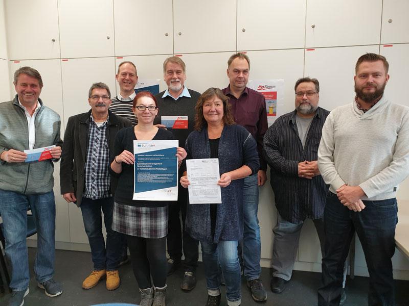 """Hochschule Flensburg: Förderbescheid für """"NotKomm"""" erhalten - Flensburg-Szene Nachrichten"""