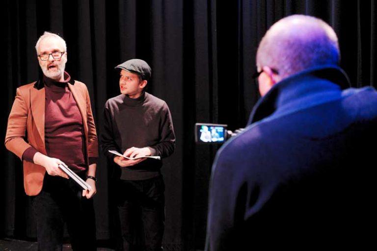Workshop: Camera Acting. Besonderheiten des Schauspiels vor der Kamera