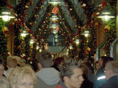 Flensburg Weihnachten 2004