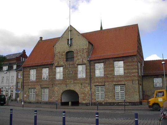 Fotos Sehenswürdigkeiten Flensburg 2004