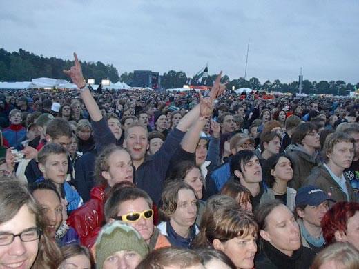 Bilder Hurricane Festival 2004 Teil 1 und 2