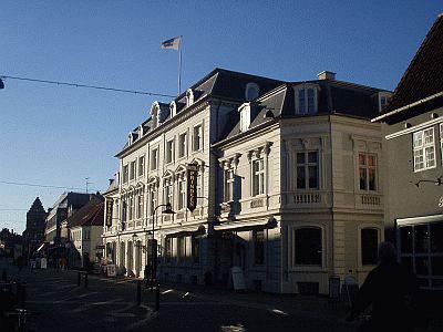 Fotos der Stadt ( City ) Roskilde – Dänemark ( Danmark )