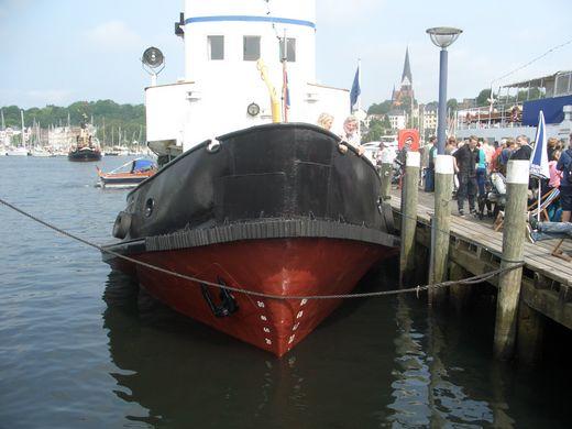 Fotos Dampf Rundum 2013 in Flensburg