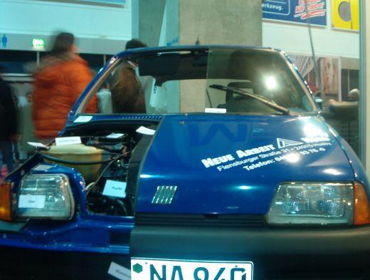 Autoausstellung Trends und Träume Campushalle Flensburg 2006