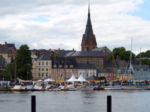 Fotos Historische Hafentage Flensburg 2009