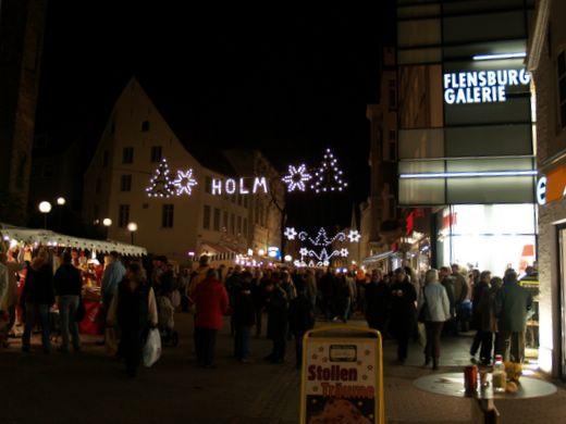 Fotos Weihnachten Flensburg 2006