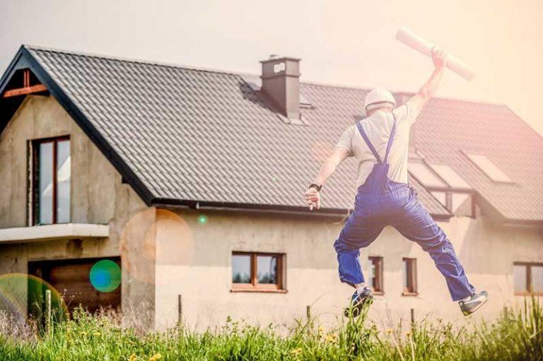 Bauen – Der Traum vom Eigenheim