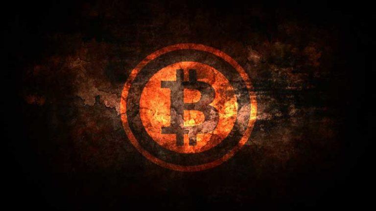 Krimineller Bitcoin