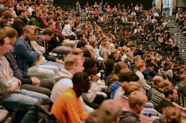 Familienzuwachs: Hochschule Flensburg begrüßt neue Studierende