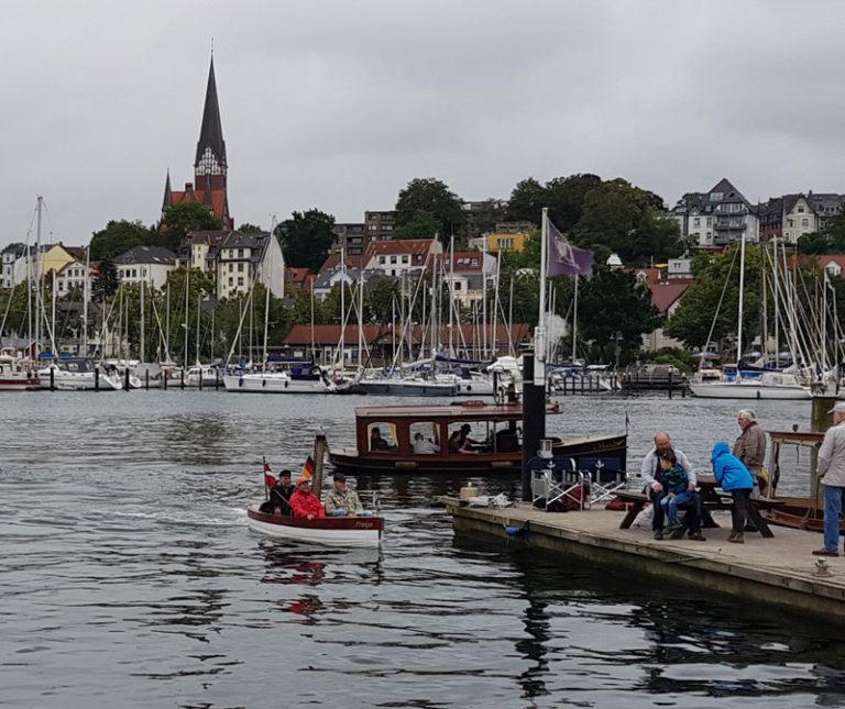 Flensburg: Zukunft der TAFF auf gutem Weg