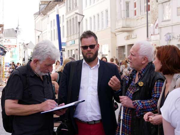 Mobilität: Flensburger Innenstadt besteht Stresstest