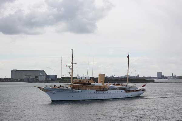 Dänische Königin Margrethe II kommt nächste Woche nach Flensburg