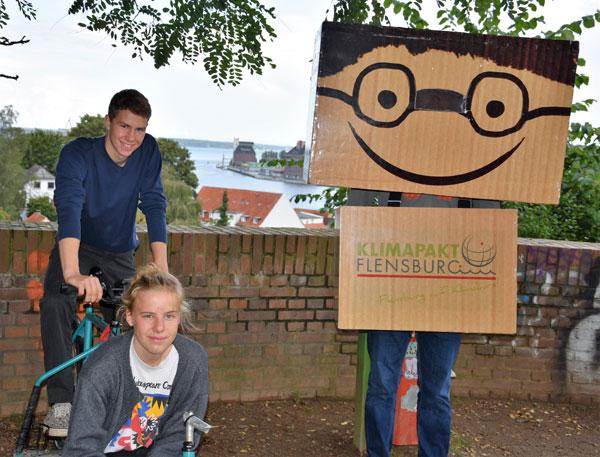 Flensburg: Freiwilliges Engagement für den Klimaschutz
