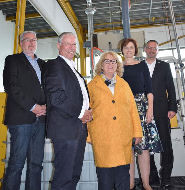 Mürwiker GmbH präsentiert ein ganzes Bündel neuer Klimaschutzmaßnahmen