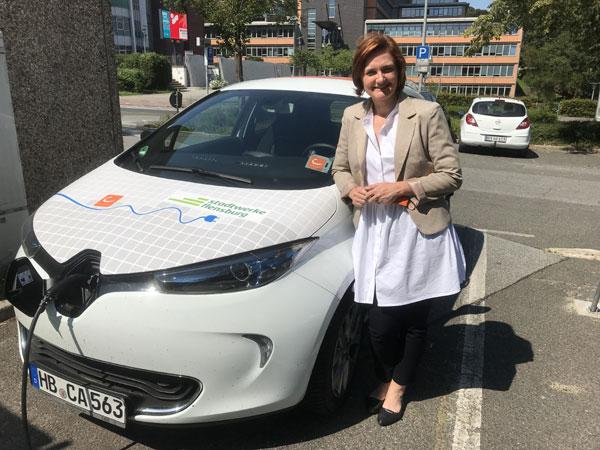 Mehr Klimaschutz in Flensburg: Stadt setzt zukünftig auf Dienstwagenpool