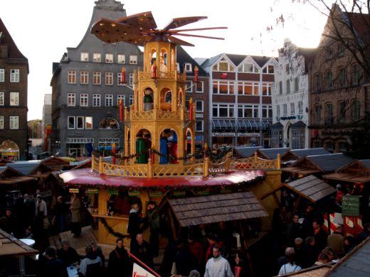 Weihnachtsmarkt und Weihnachtsaktivitäten in Flensburg!