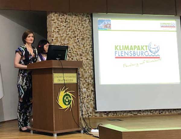 Flensburg: Deutsch-Türkische Klimaschutzkooperation