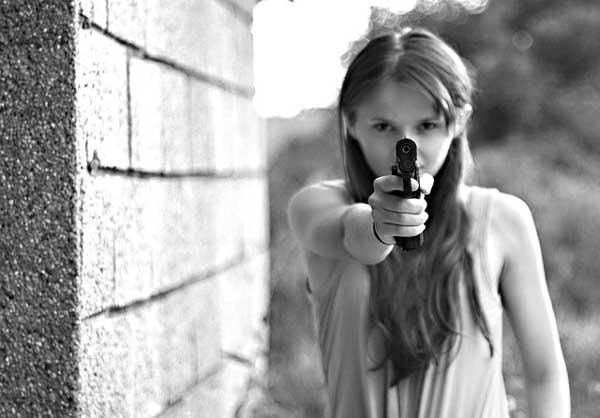 Wer darf eine Schusswaffe führen?