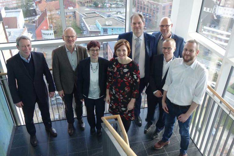 Flensburg: Business Intellegence Projekt bei der Stadt gestartet