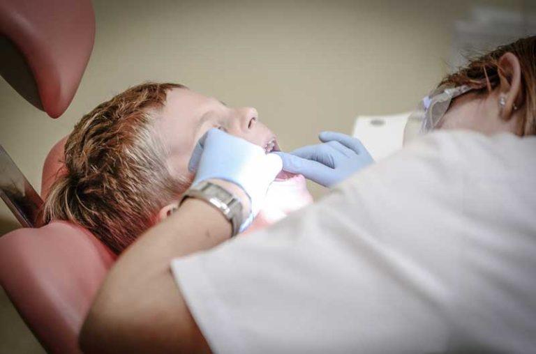 Der Besuch beim Zahnarzt