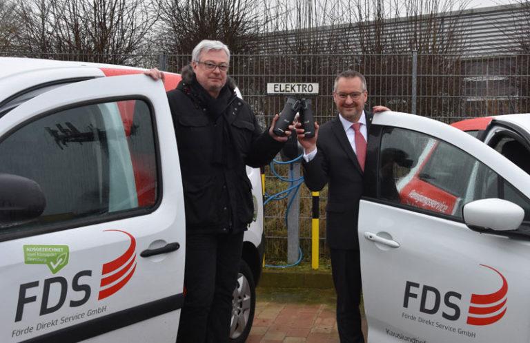 Förde-Direkt-Service GmbH (FDS) ist neues Vollmitglied im Klimapakt Flensburg