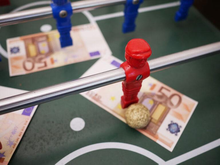 Mit Sicherheit – Sportwetten zum Endspurt der Bundesliga