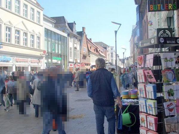 Flensburg freut sich auf dänische Gäste – mit (1,5 Metern) Abstand und Mund-Nasenschutz