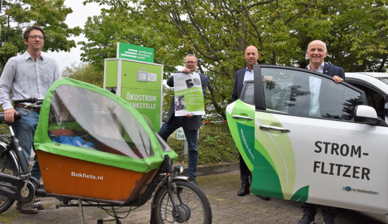 Flensburger E-Mobilitätstag – Erfahre E-Mobilität!