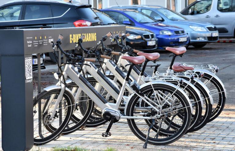 Neue E-Bike-Verleihstationen in Flensburg