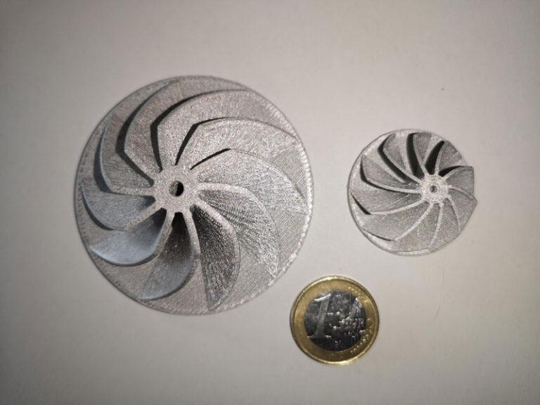 Hochschule Flensburg: Metall-3D-Druck im Fablab IDEENREICH