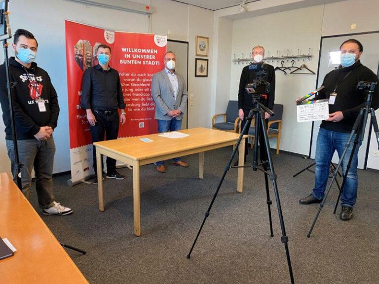 Mit Nord TV ist ein neuer Sender in Flensburg am Start