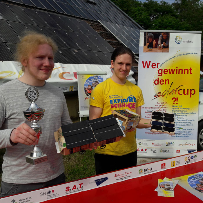 Jetzt geht´s los: Anmeldung zum solarcup  2021 ist ab sofort möglich!