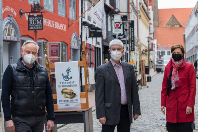 Bela Bergemann wird neuer Flensburger Innenstadtmanager
