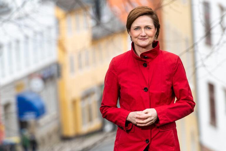Spazieren und schnacken mit Oberbürgermeisterin Simone Lange