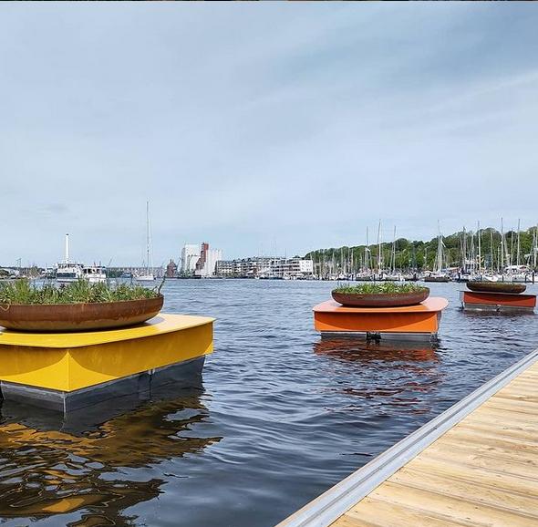 Bauarbeiten am Flensburger Hafen abgeschlossen