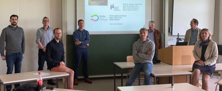 Viel Wind um Methan: Hochschule Flensburg untersucht eine Power-2-Gas Technologie