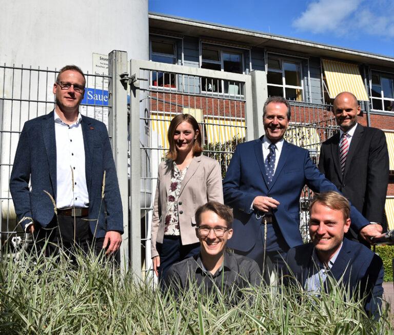 Neues Krankenhaus in Flensburg wird CO2-optimiert betrieben